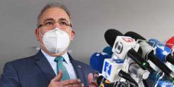 Queiroga diz que Bolsonaro precisa se vacinar contra a covid-19